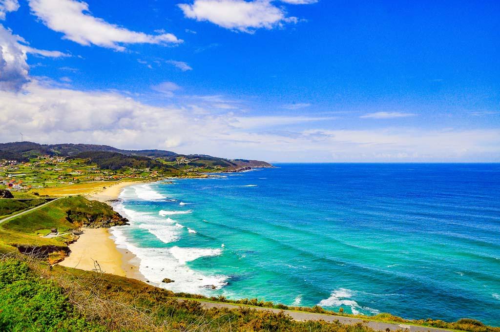 Playa de Barrañán. Arteixo. Ruta dos Faros de Galicia