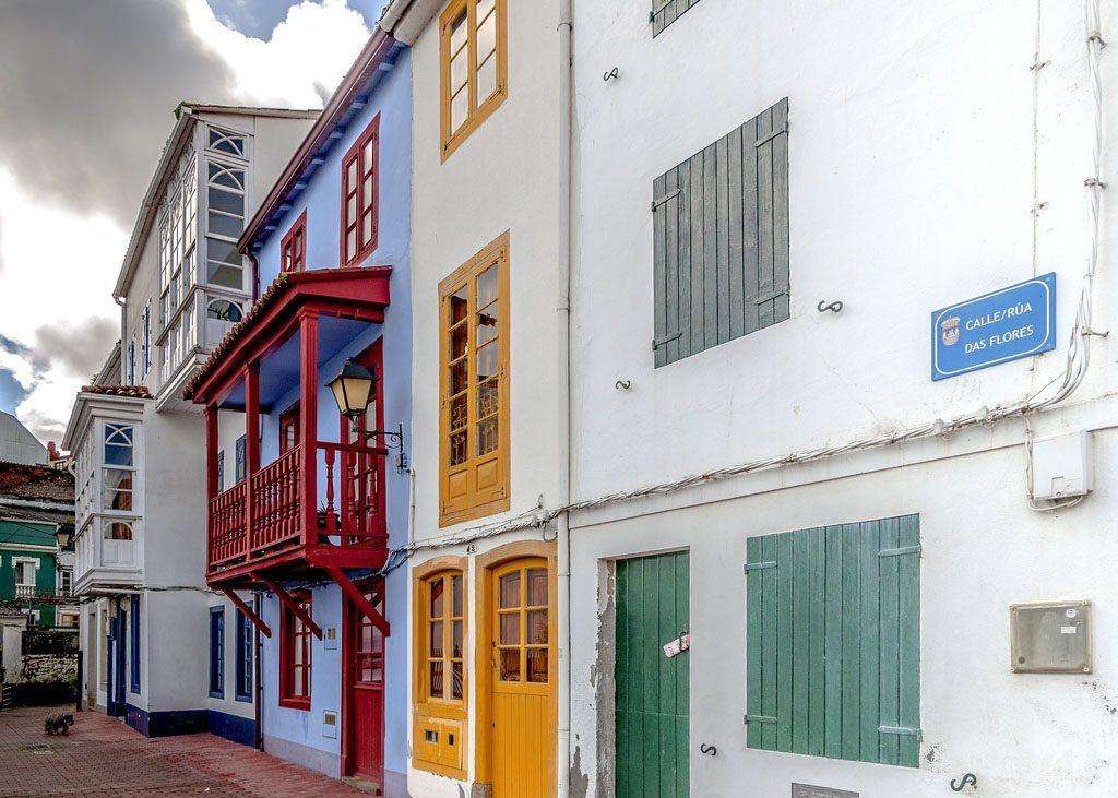 Barrio Marinero de Fontán. Sada
