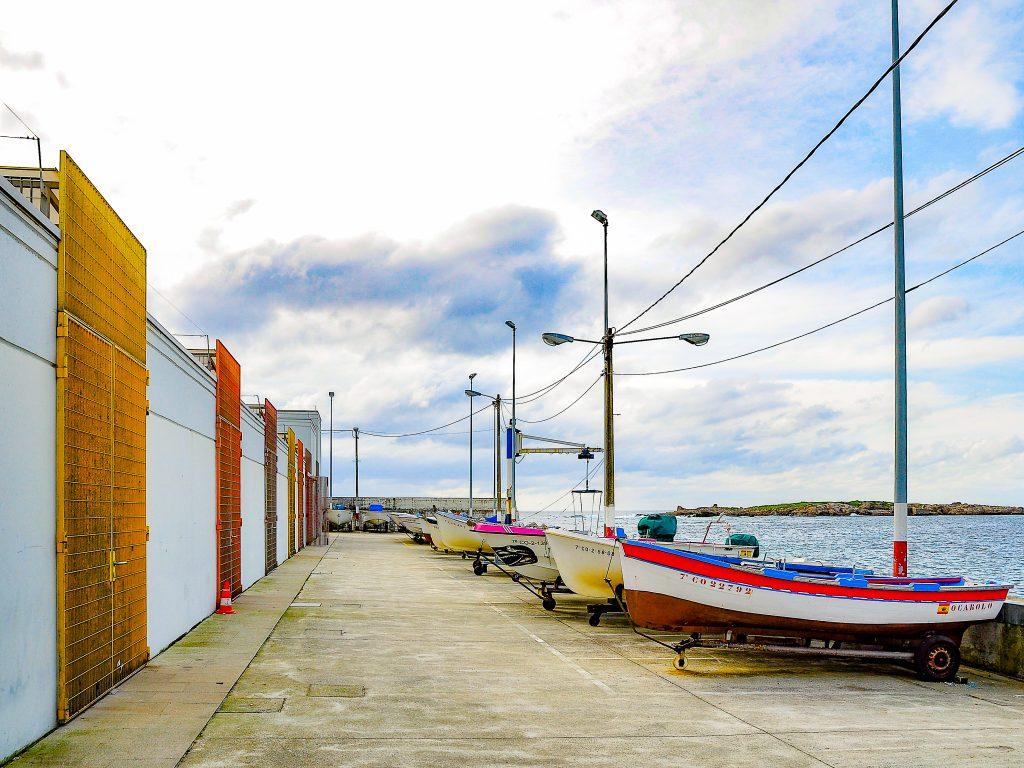 A Coruña-O-Portiño-Ruta-dos-Faros-Galicia